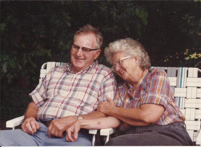 Gail and Clyde Martin