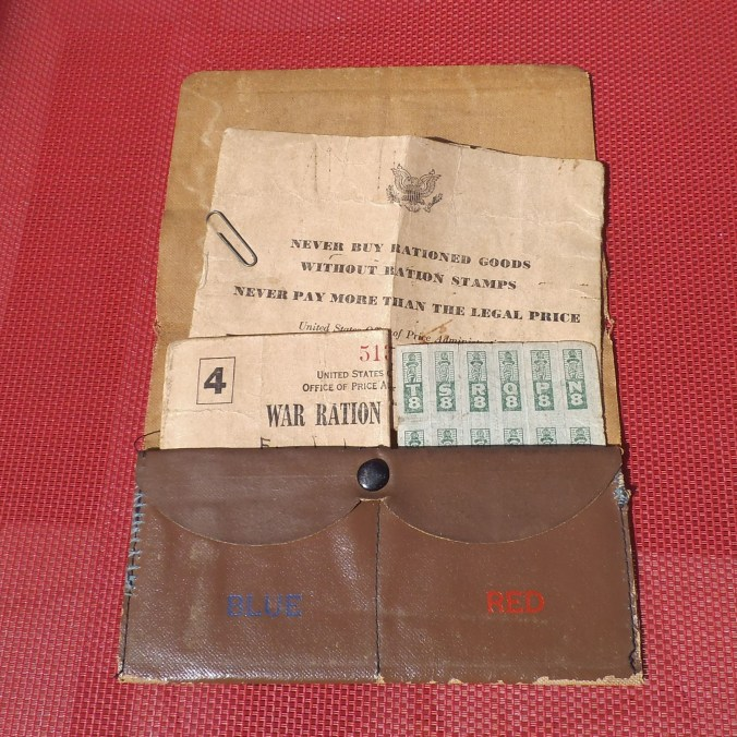 wwii ration stamps