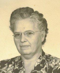 Ruth (Vining) McGhee