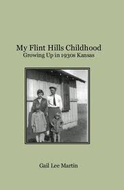 my flint hills childhood book cover