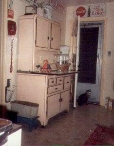baltimore kitchen hoosier cabinet