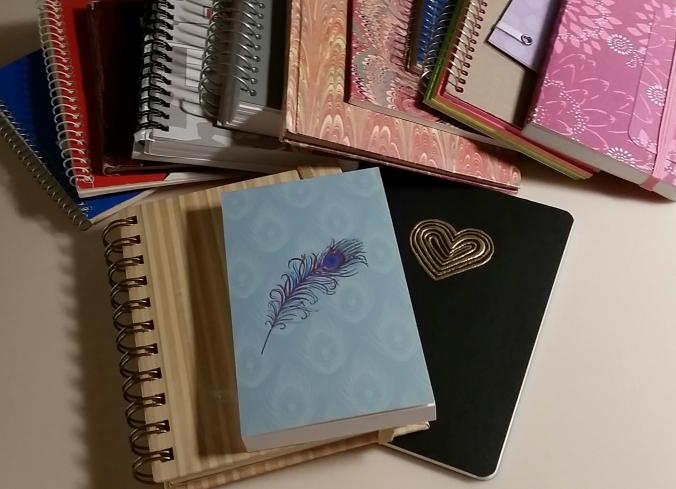 small notebooks