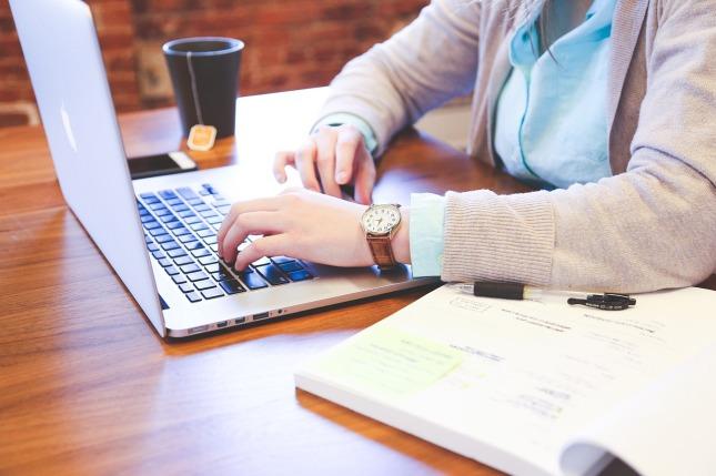 pixabay computer write