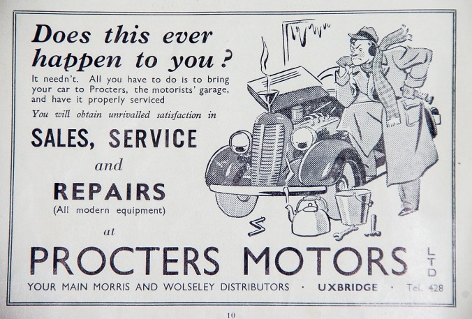car repair pixabay vintage advertisement