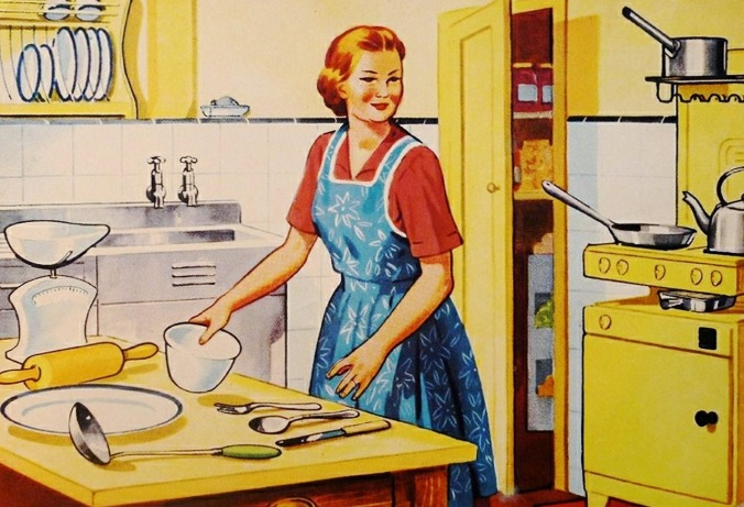 retro fifties foods pixabay