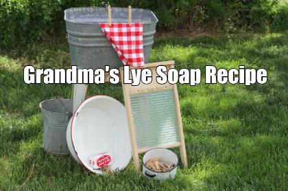 lye soap pixabay 2