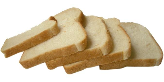 white bread pixabay