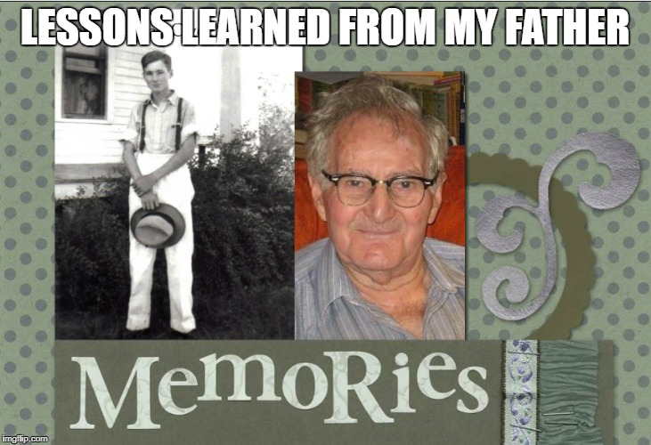 lessons learned father clyde