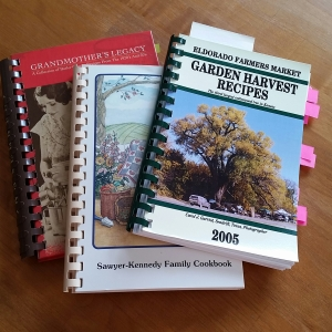 cookbooks with Gail's recipes