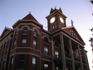 Butler County, Kansas courthouse