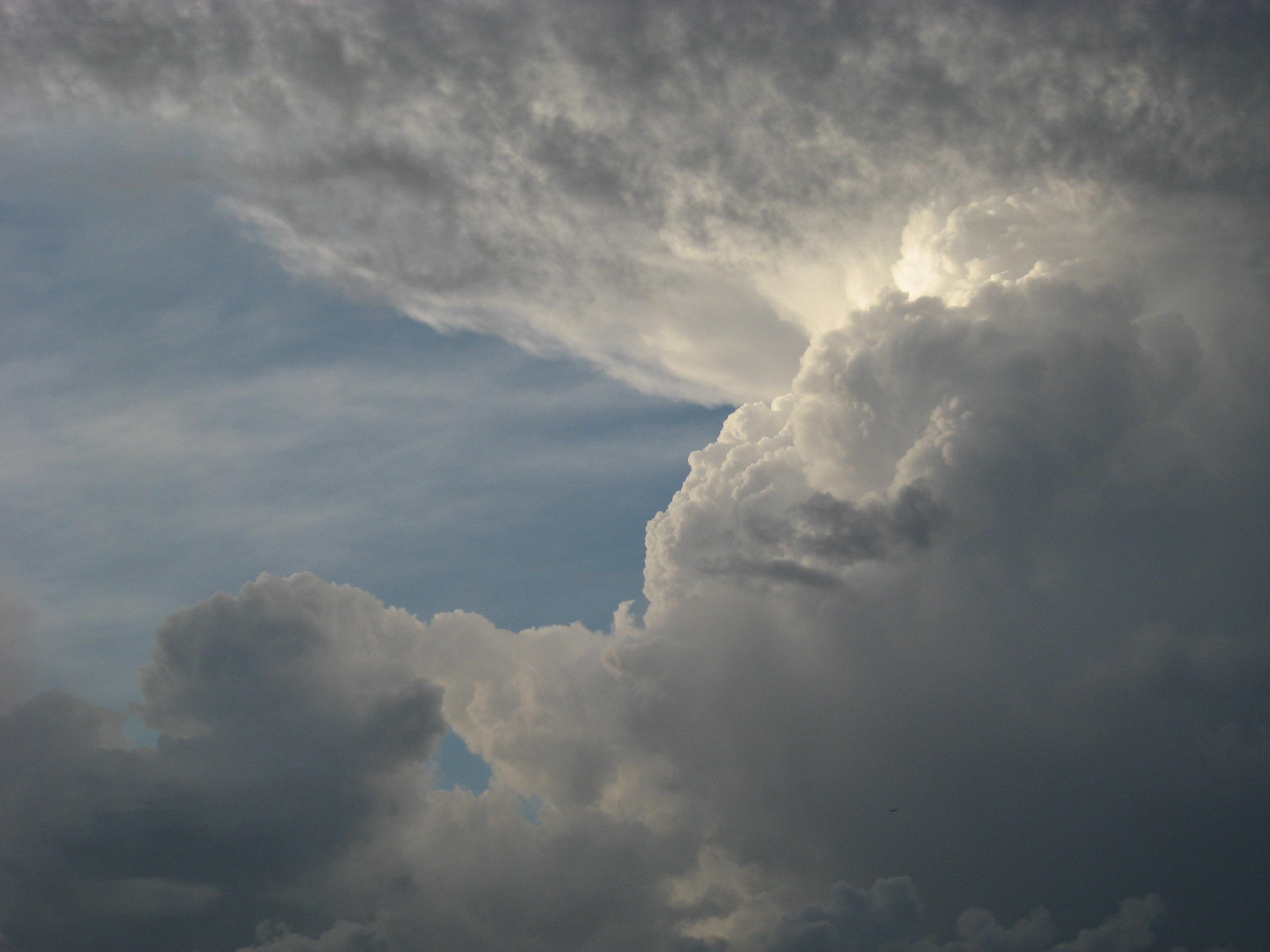 cloud photo, Kansas