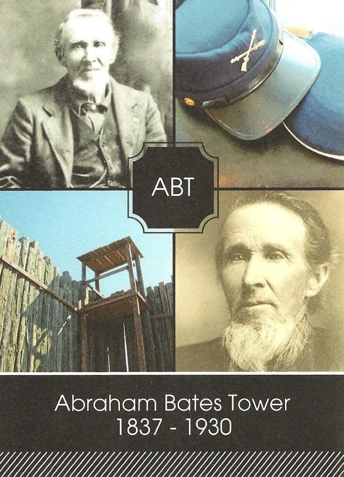 abraham bates tower collage