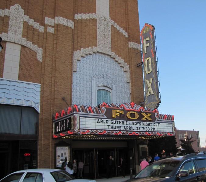 fox theater guthrie