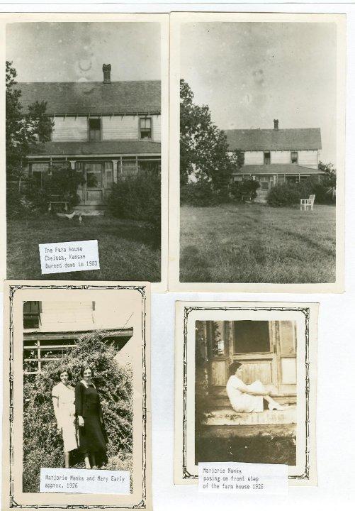 Mrs manka and farm house