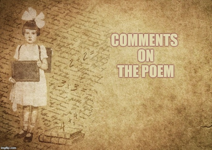 comments on the poem pixabay