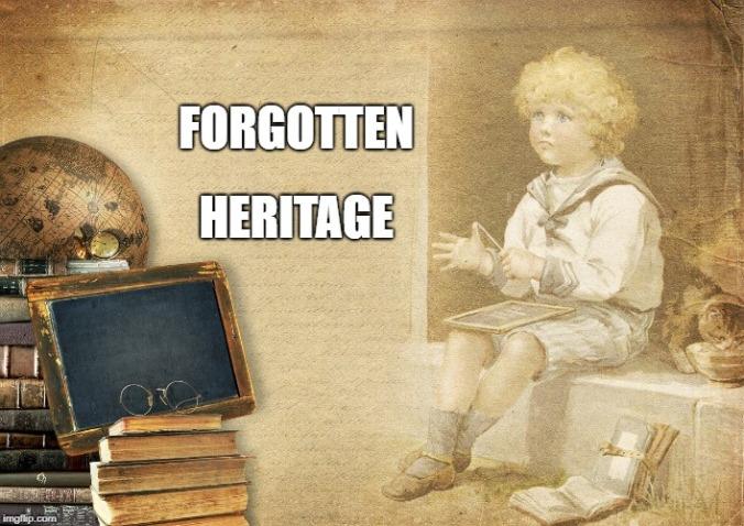 forgotten heritage pixabay