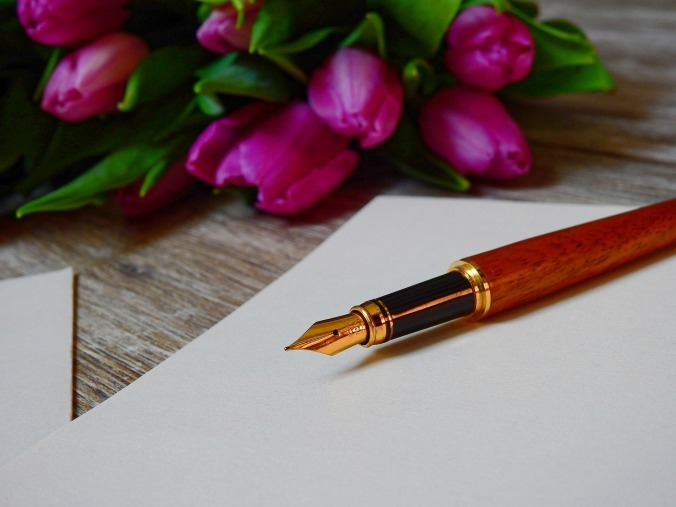 Put the right words on paper - Writing a sympathy card.