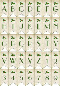 xmas alphabet-pixabay