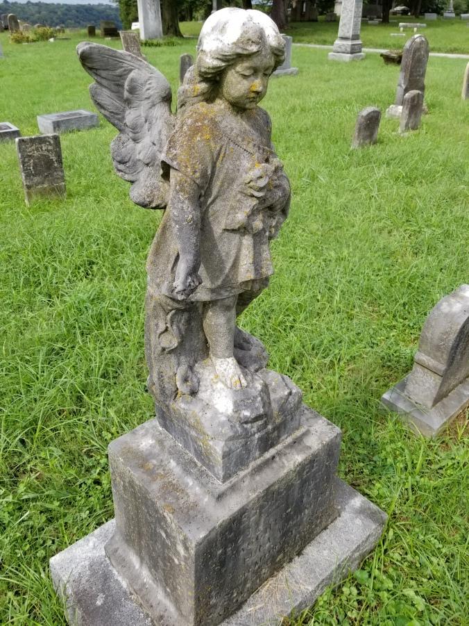child grave ky