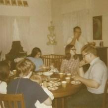 Martin Christmas Breakfast 1971