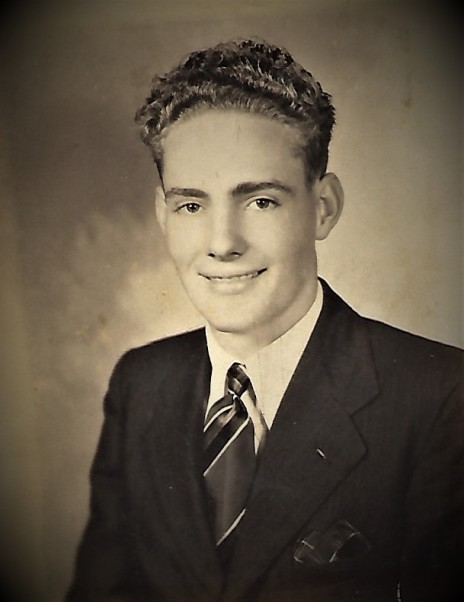 Howard Martin - high school picture