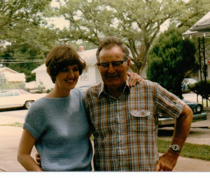 karen and dad