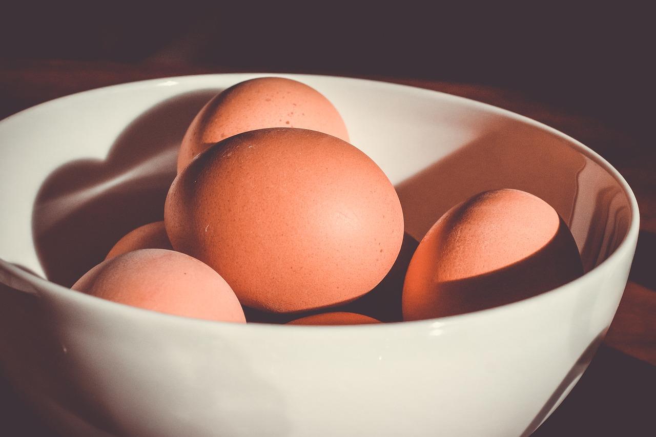 eggs bowl pixabay