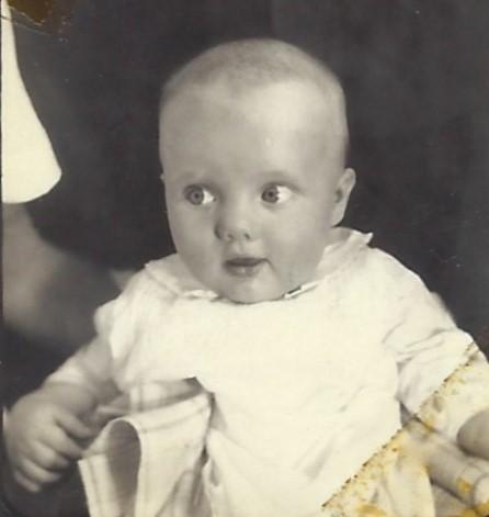 baby owen martin 1946