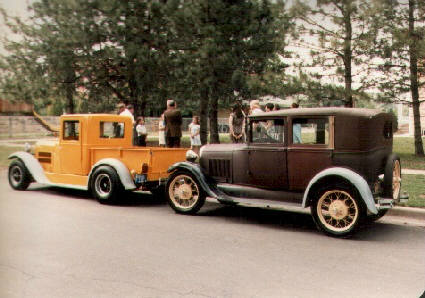Essex_and_Model_A cars