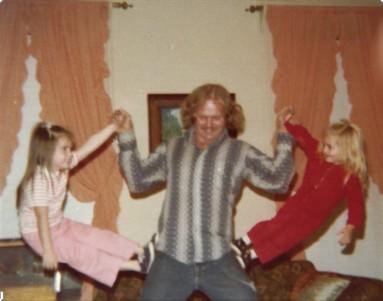 Owen, robin and April sept 24, 1974