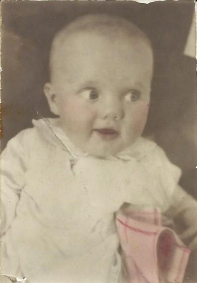 Owen_Martin__at_6_months 1946 baby