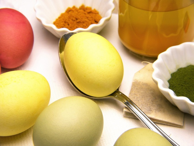easter eggs pixabay