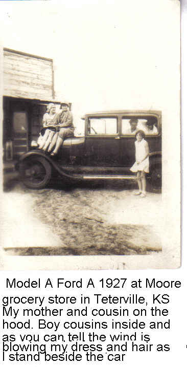 gail and model a 1927, teterville