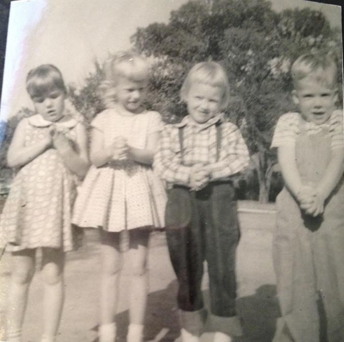 martin cousins, Karen, Lori, Bonnie, Raymond, I think