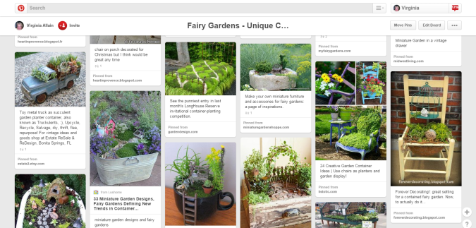 screenshot fairy garden containers unique