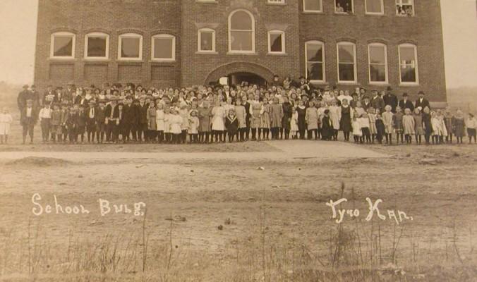 tyro school and students