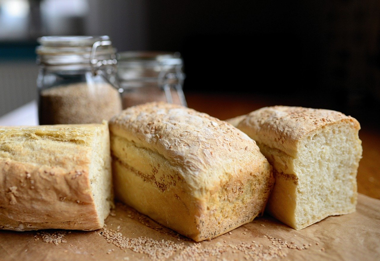white-bread-homemade pixabay