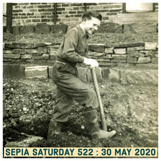 Sepia Saturday 522  30 May 2020