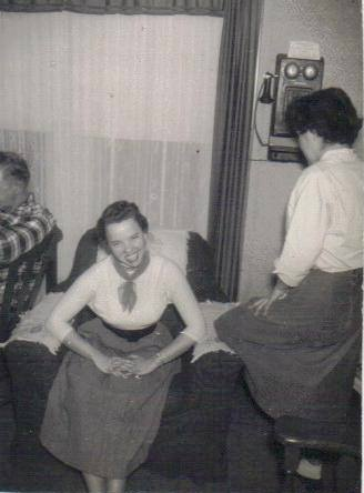 1955 cj mcghee clarence and frances