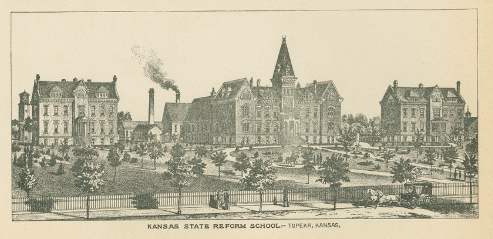 KS State_Reform_School_1890_edward richards