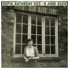 Sepia Saturday challenge photo.