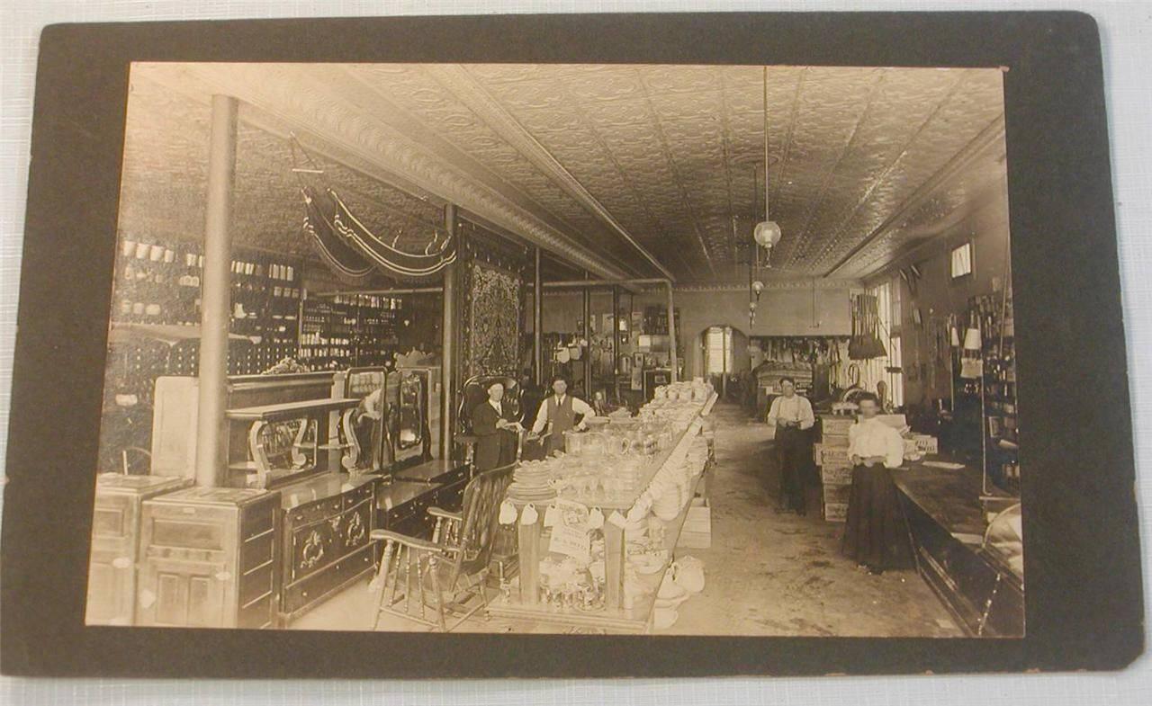 1907 Deuel store in Tyro