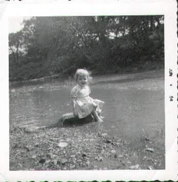 karen in creek