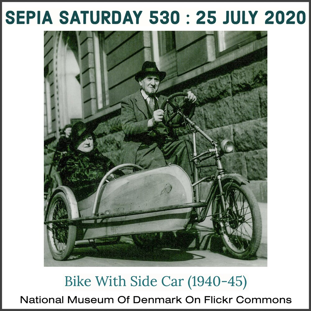 sepia saturday july 25